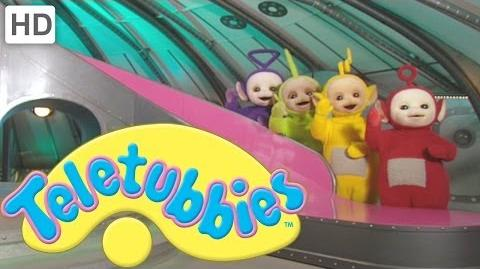 Teletubbies See-saw