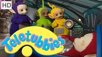 Teletubbies Little Baby - HD Video