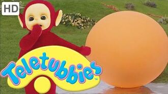 Teletubbies- Ball Games with Debbie - HD Video