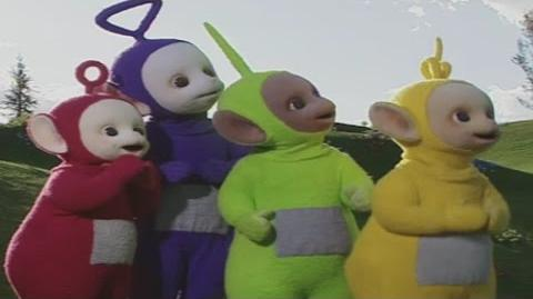 Teletubbies My Home Is A Boat 349
