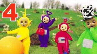 Teletubbies Number 4 - Version 2 168 Cartoons for Children