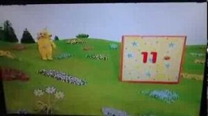 Teletubbies Advent Calendar No 11