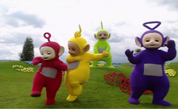 Teletubbies Dance