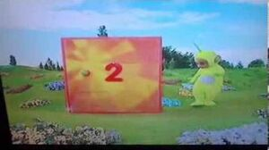 Teletubbies Advent Calendar No 2