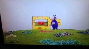 Teletubbies Advent Calendar No 5