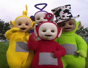 Teletubbies Eh-oh!
