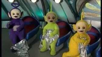Teletubbies - Po doesn't want to go to bed