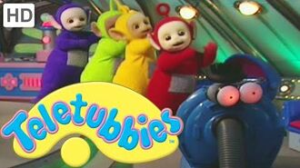 Teletubbies- Animal Rhythms - HD Video