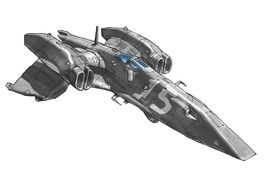 X-3 Dagger Retcon