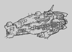Aesir-class Destroyer