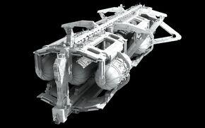 Talus-class Resupply Ship