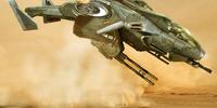 Arlac-class Medium Gunship