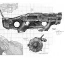 X-24 Proton Grenade Launcher