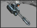 Internal Defense Gun