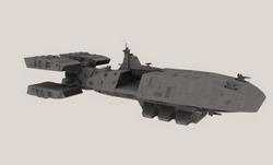 Tulrus-class Cargo Frigate