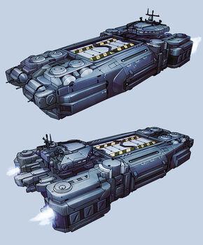 Support Carrier by KaranaK