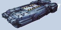 Sarina-class Cargo Hauler