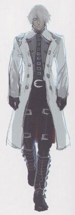 Vincent dress outfit