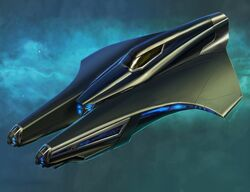 Revenant-class Stealth-Recon Craft