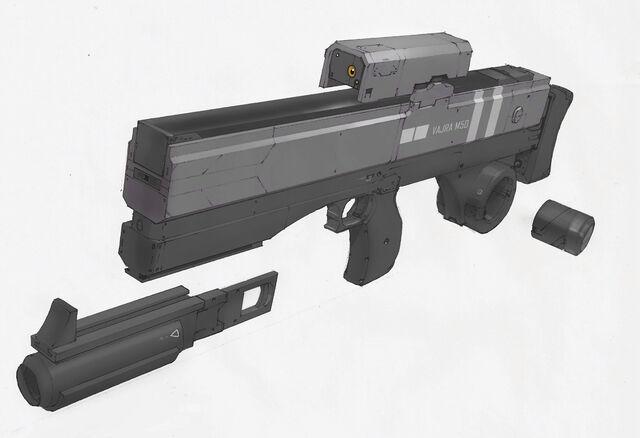 File:Mass Driver Carbine mkII by IgnusDei.jpg