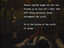 Kimaira's Death