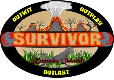 Survivor Komodo Island