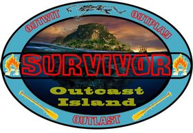 Survivor Outcast Island Logo