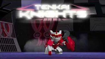 Tenkai Knights Webisode 1 - Tenkai Five