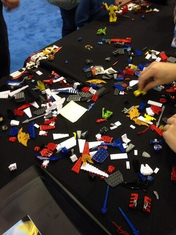 File:Pieces for ISC at ChiTAG Fair 2013.jpg
