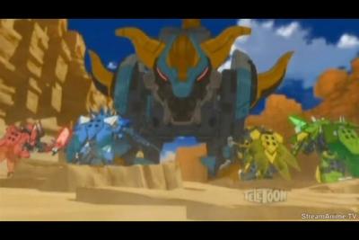 """""""Mega"""" Titan Mode Hos"""