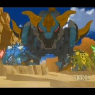 A bigger Hos in Titan Mode.