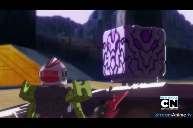 File:Beag looking at the Purple Dragon Cube.PNG