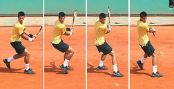 Tennis Backhand