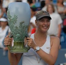 Sharapova-2011CincyOpen-Champ