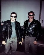 T1- Arnold and Kent
