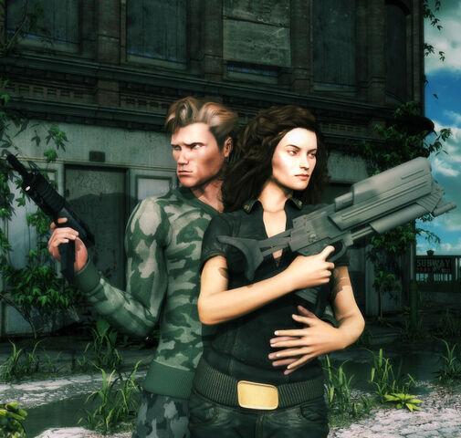 File:Terminator infiltrator sarah and dieter by deslea-d83e0vp.jpg