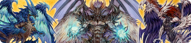 Dragon King Descended banner