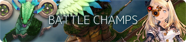 Battle Champs - Strike of the Stormy Serpent