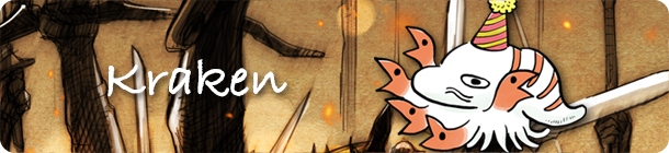 Kraken Kino Strikes Back banner