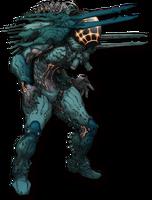 Oxsecian Grunt (Sword)