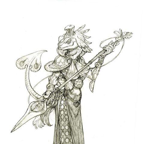 Sh'berdan (Job 1) concept art