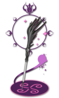 Ebony Staff