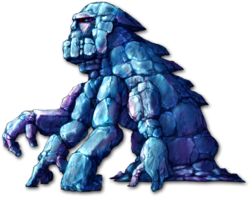 Ice Golem (Boss)