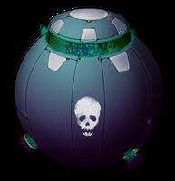 Oxsecian Gas Bomb