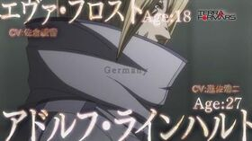 Anime TERRAFORMARS(テラフォーマーズ) TVCM ver