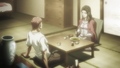Keiji having a dinner with his mother.png