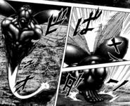 Mole Cricket Terraformar trying to run flying