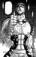 Keiji still standing up to fight