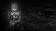Eva holding Adolf's body