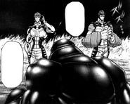 Marcos and Keiji preparing to take on Infernalis Terraformar